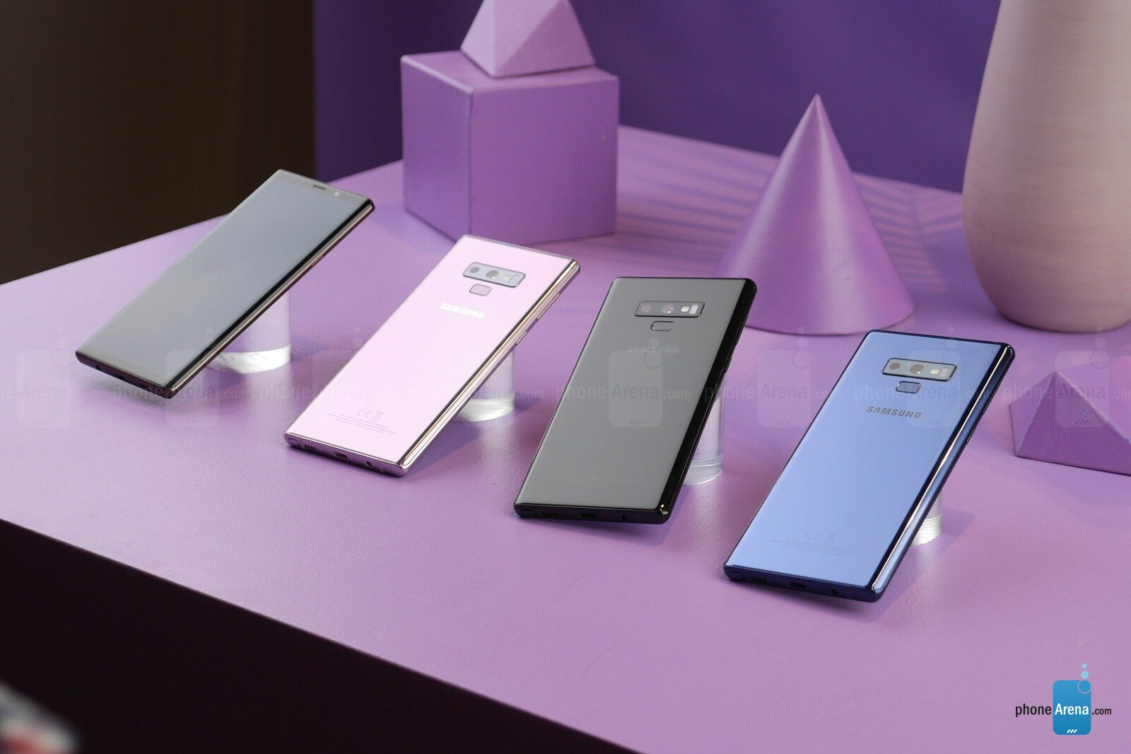 Samsung Galaxy Note 9 hands-on preview | PhoneArena reviews