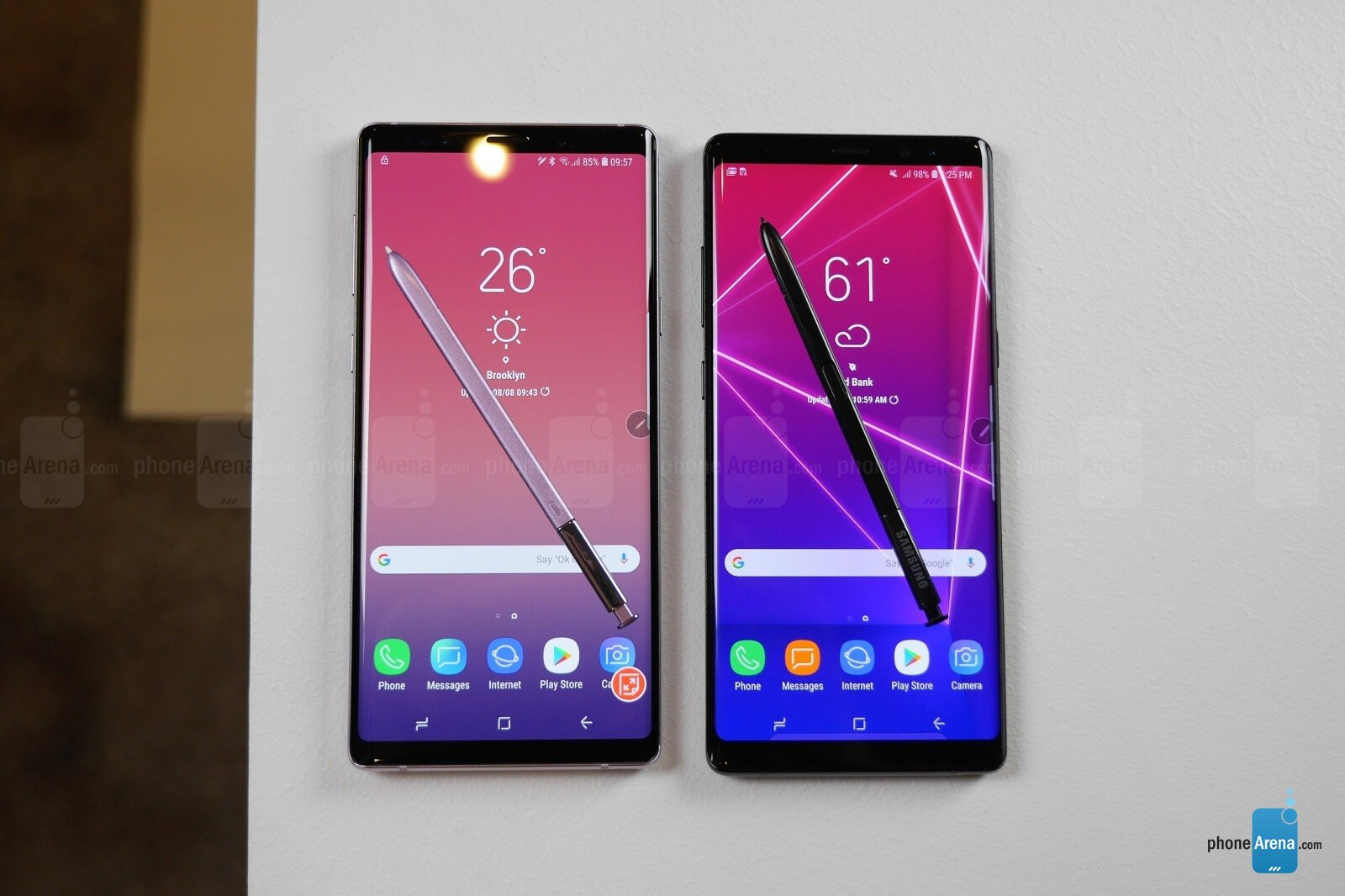 Samsung repositioning