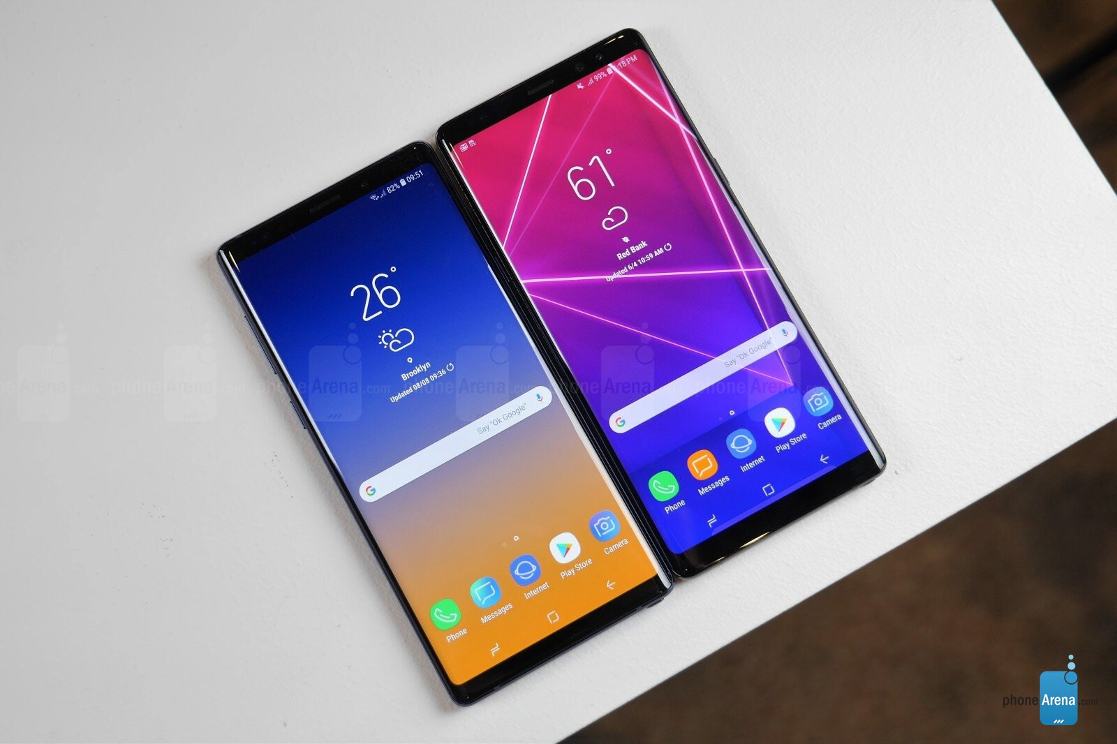 c7ba5db77e Galaxy Note 9 vs Galaxy Note 8  what s different and should you upgrade