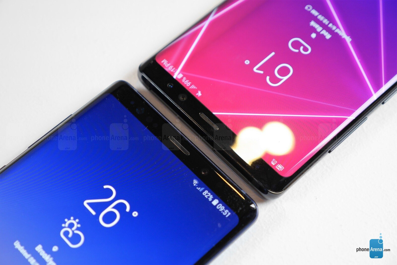 Galaxy Note 9 Vs 8 Whats Different And Should You Upgrade
