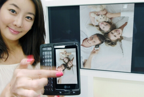 LG officially announces that DLNA will be coming to the Optimus 7
