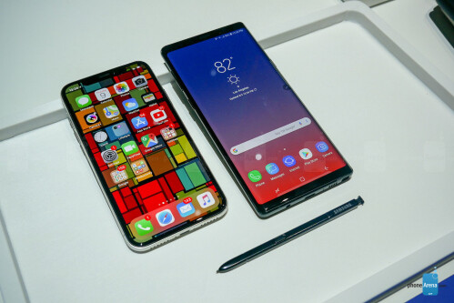 Battle of the $1000 flagships