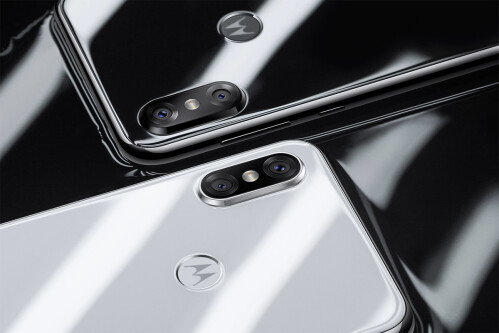 Motorola P30 goes official as China's latest low-cost iPhone X clone