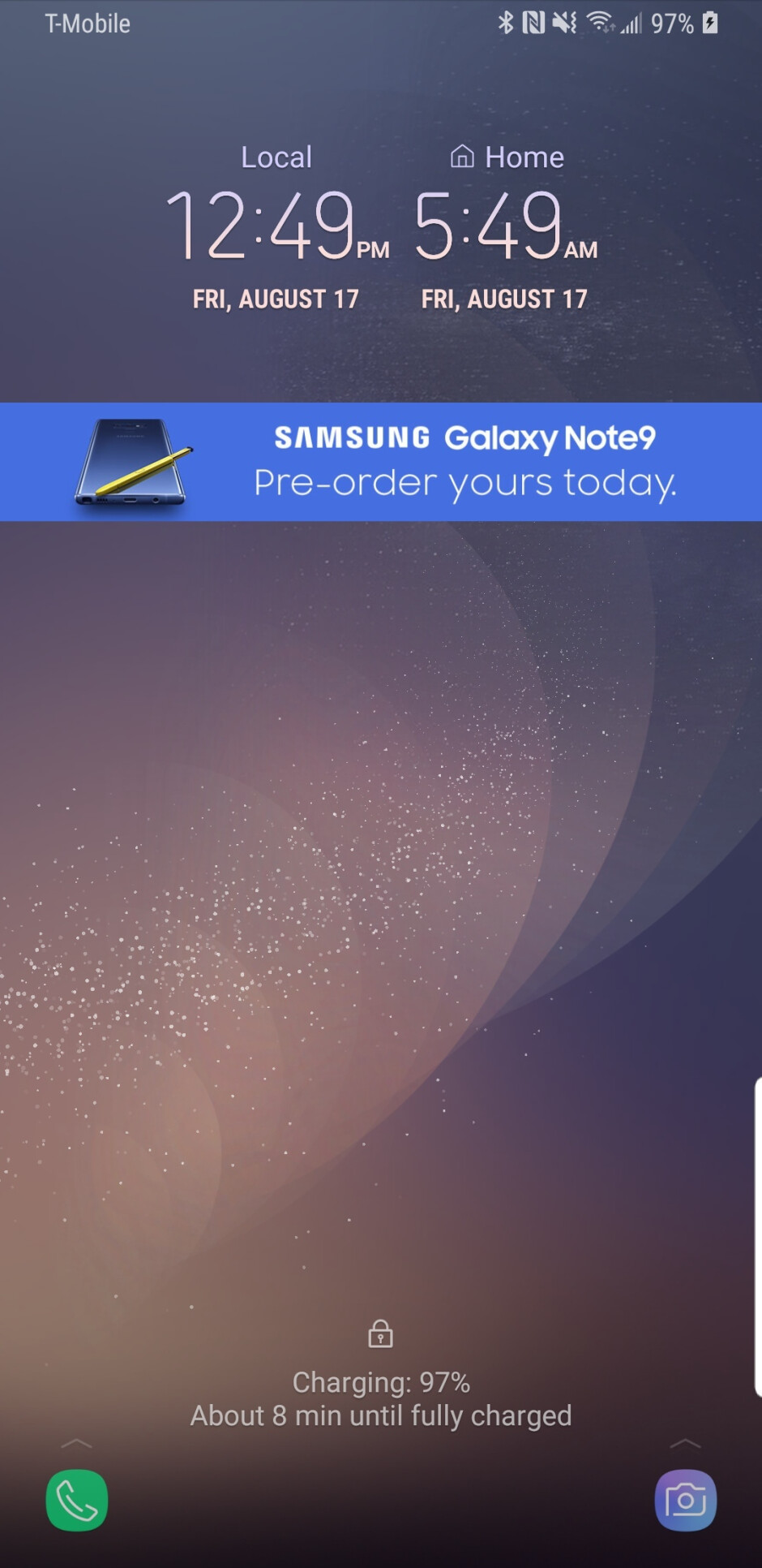 Samsung at it again: users getting unsolicited Note 9 ads on their older Galaxy devices