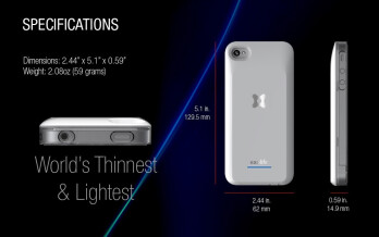 Exolife, a slick new battery case for the iPhone 4