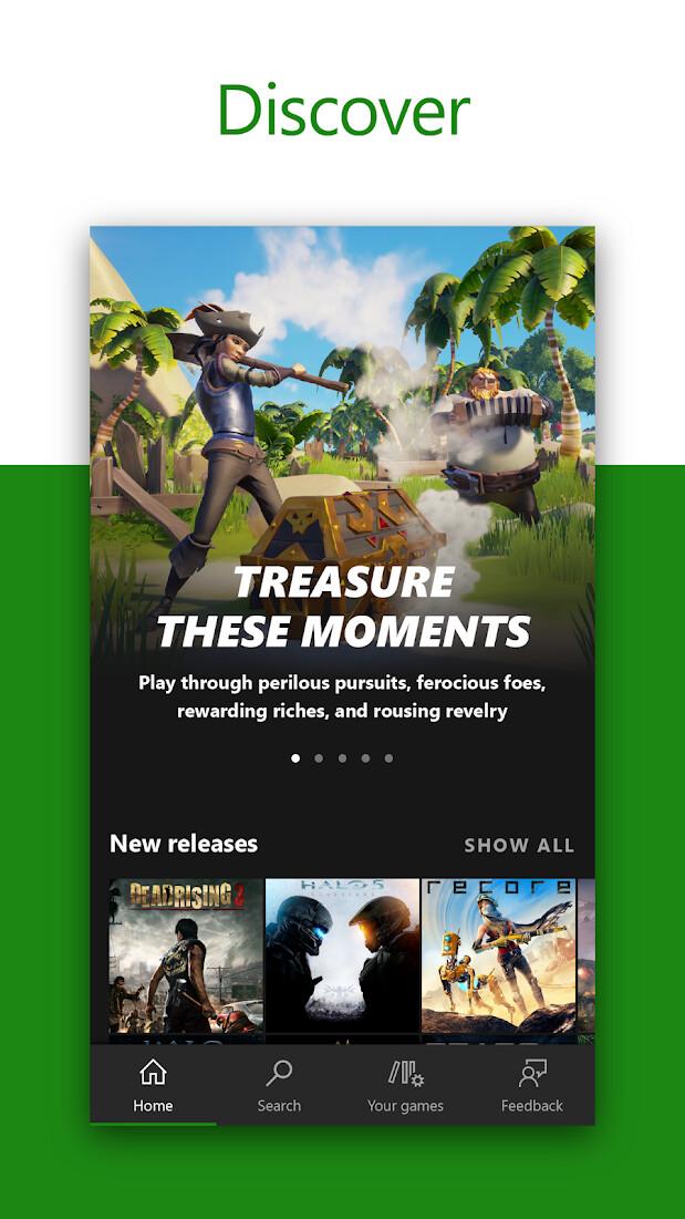 Microsoft startet neue Xbox Game Pass App für Android und iOS