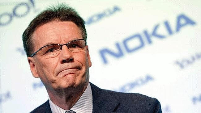 Olli-Pekka Kallasvuo&nbsp - Nokia's embattled CEO steps down, Stephen Elop from Microsoft will take over
