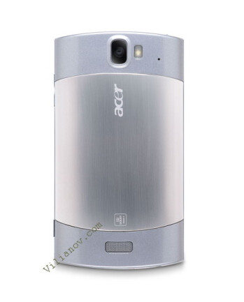 Acer Liquid Metal to bring brushed aluminum looks to Android lovers