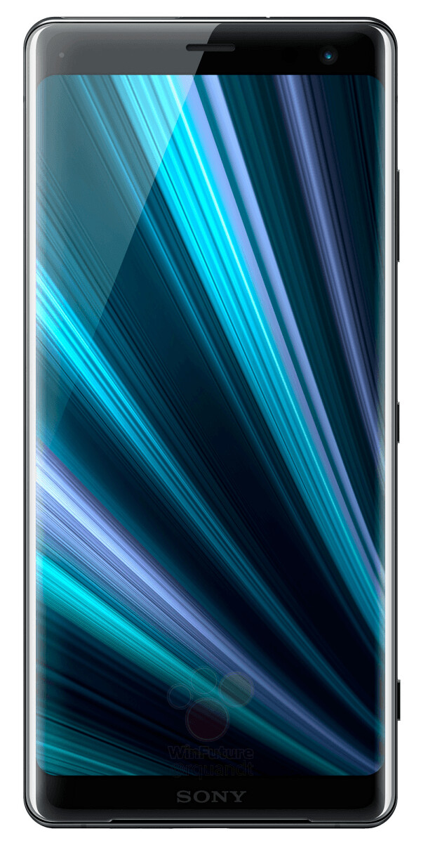 Sony Xperia XZ3 high-res press renders leaked ahead of IFA ...