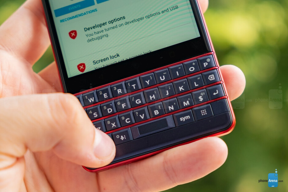 BlackBerry Key2 LE: hands-on preview
