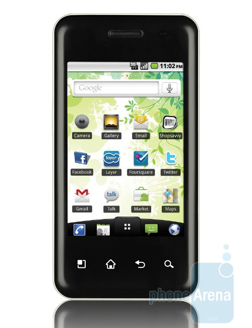 "LG Optimus Chic - LG Optimus One and Optimus Chic are ready to roll for ""first-time smartphone users"""