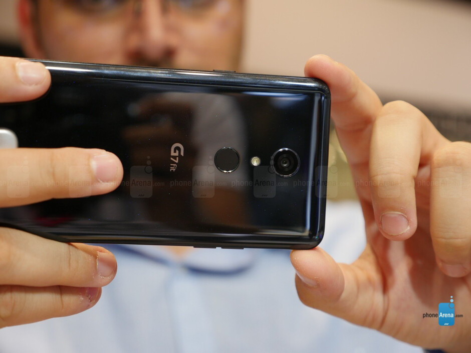 LG G7 Fit hands-on: LG's newest mid-ranger doesn't make a really strong case for itself