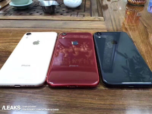 iPhone 9 leaked colors