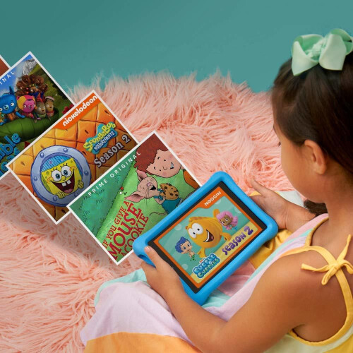 Amazon's 'all-new' Fire HD 8 and Fire HD 8 Kids Edition look identical to their predecessors