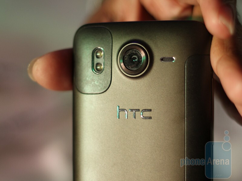 HTC Desire HD - HTC Desire HD and Desire Z Hands-on
