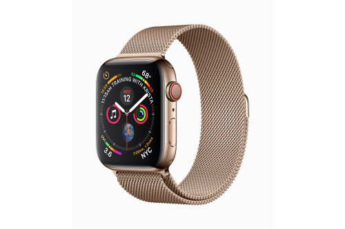 The Apple Watch Series 4 official images