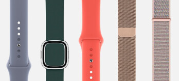 Some of the new Apple Watch wristband colors