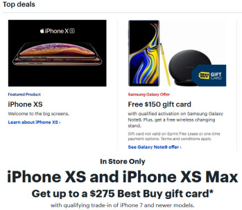 "Best Buy has an iPhone XS ""deal"" that you may want to avoid"