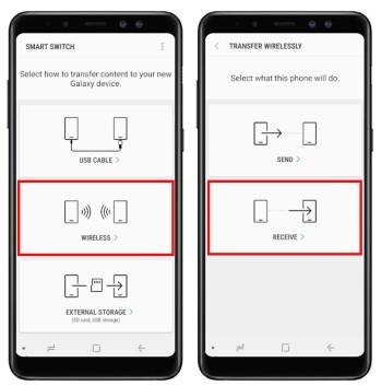 Wie verschiebe ich Kontakte, Fotos und Daten vom iPhone auf Android