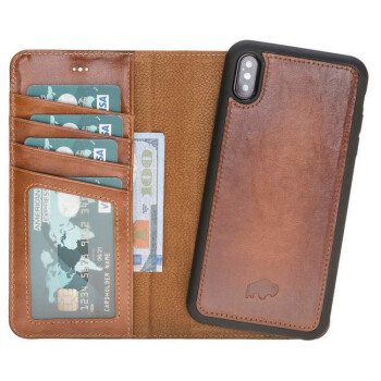 Amazon.com: Apple Leather Case (for iPhone Xs Max ...