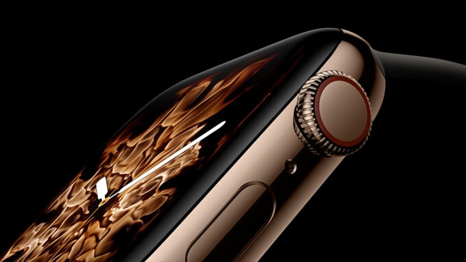 The Apple Watch Series 4 is great, but mostly because the competition sucks