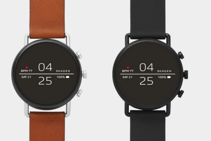The Skagen Falster 2 is certainly handsome, but it's no Apple Watch slayer - The Apple Watch Series 4 is great, but mostly because the competition sucks