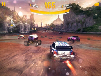 Best Racing Games for iPhone, iPad and Android - PhoneArena