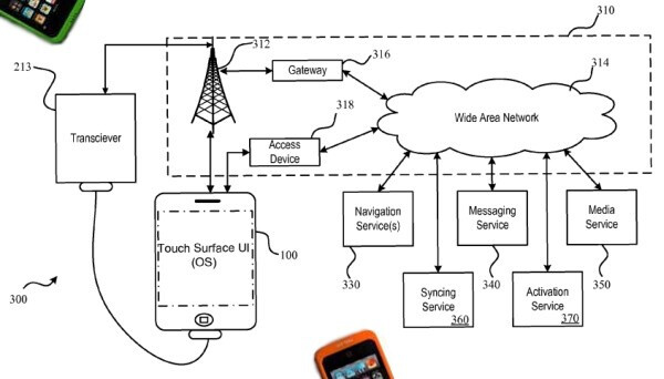Apple patent points to iPod-to-phone conversion