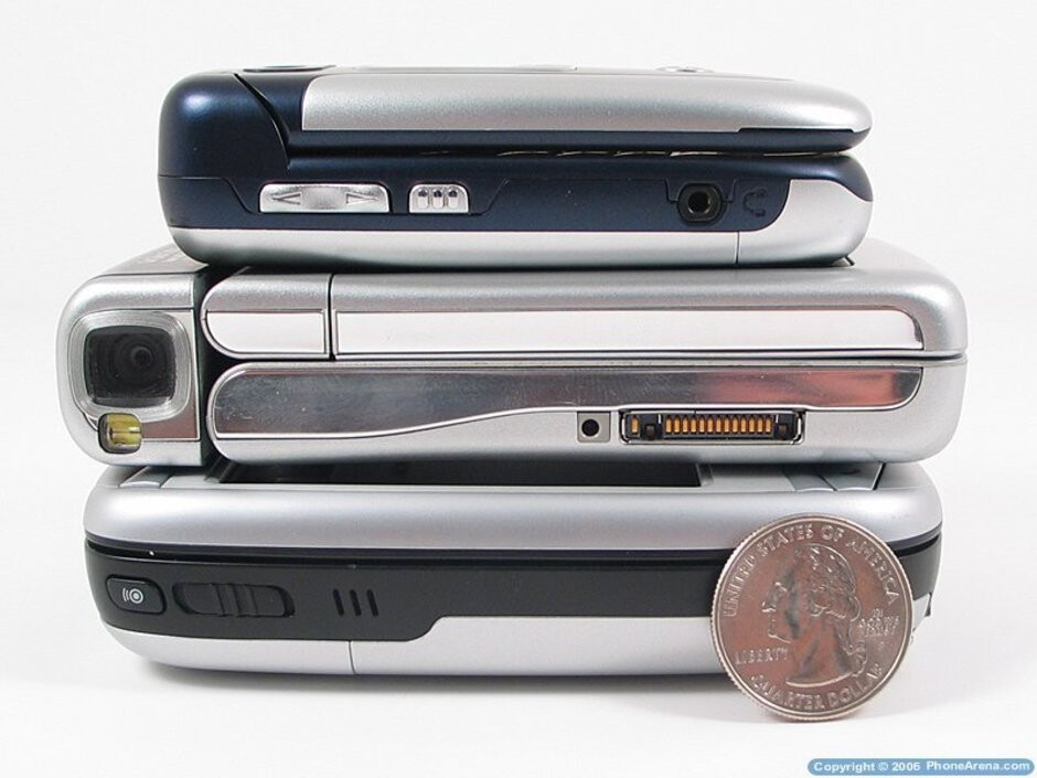 Prior to the iPhone's arrival, most smartphones featured resistive touchscreens with physical keyboards, which were often chunky in size. - Remembering the original Apple iPhone: A phone that really was ahead of its time