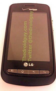 Vortex swirling around Verizon could be the LG Optimus One