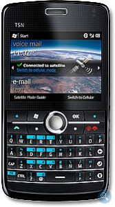 TerreStar Genus hybrid satellite phone for AT&T with Windows Mobile is selling for $799