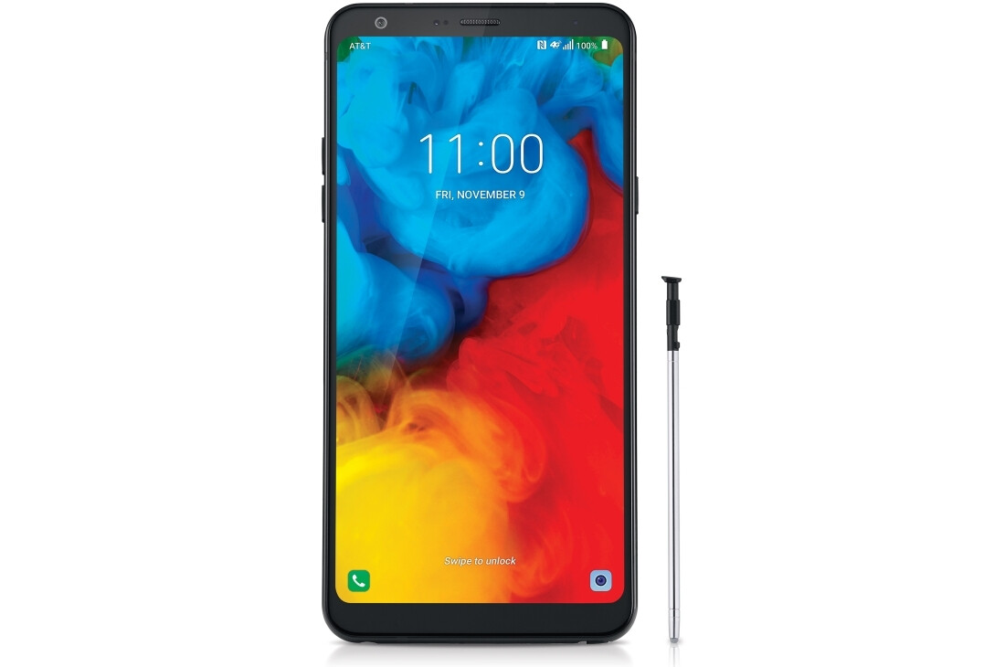 LG Stylo 4+ is AT&T's newest stylus-equipped phone, doesn't
