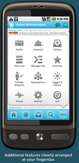 Launch of Twidroyd 4 brings new features