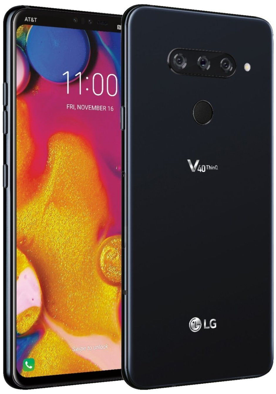 The LG V40 for AT&T - LG V40 ThinQ rumor review: specs and release of LG's 4th flagship for the year