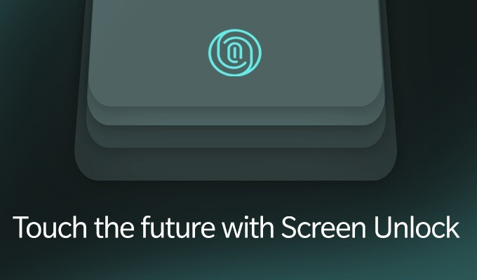 Here's everything you need to know about the OnePlus 6T in-display fingerprint sensor