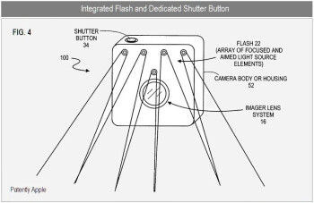 Apple patenting next generation camera flash
