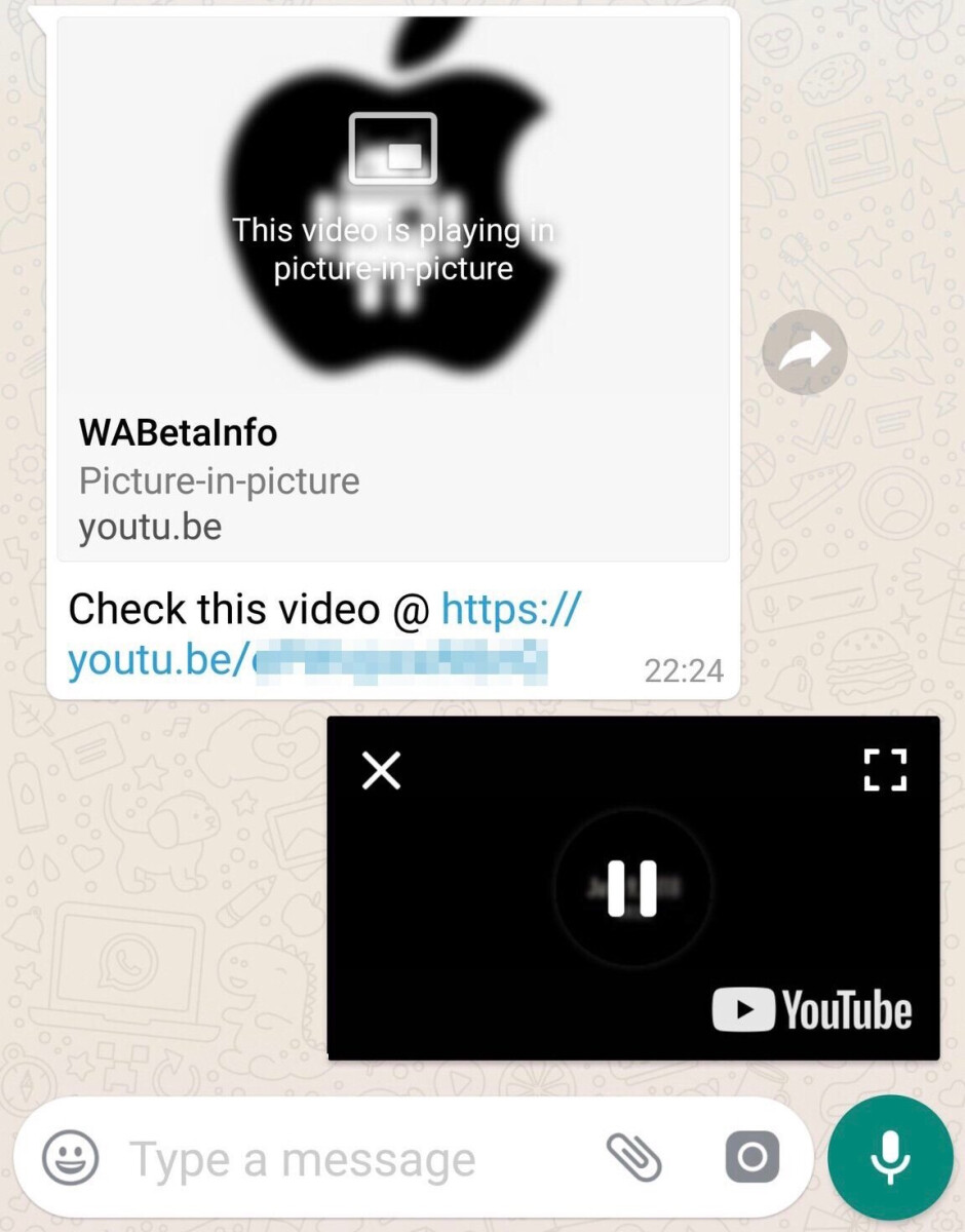 WhatsApp for Android gains Picture-in-Picture mode in latest update