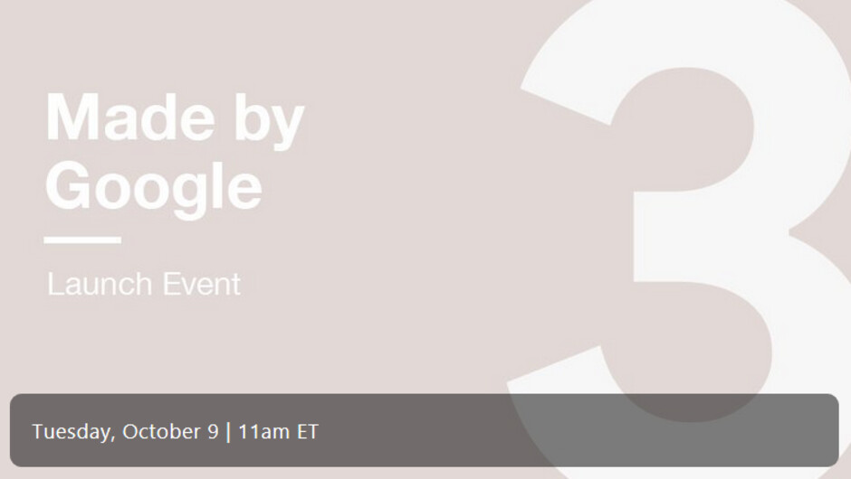 The #madebyGoogle event can be viewed via Livestream over Instagram and YouTube - How to watch the Google Pixel 3 Livestream on October 9th