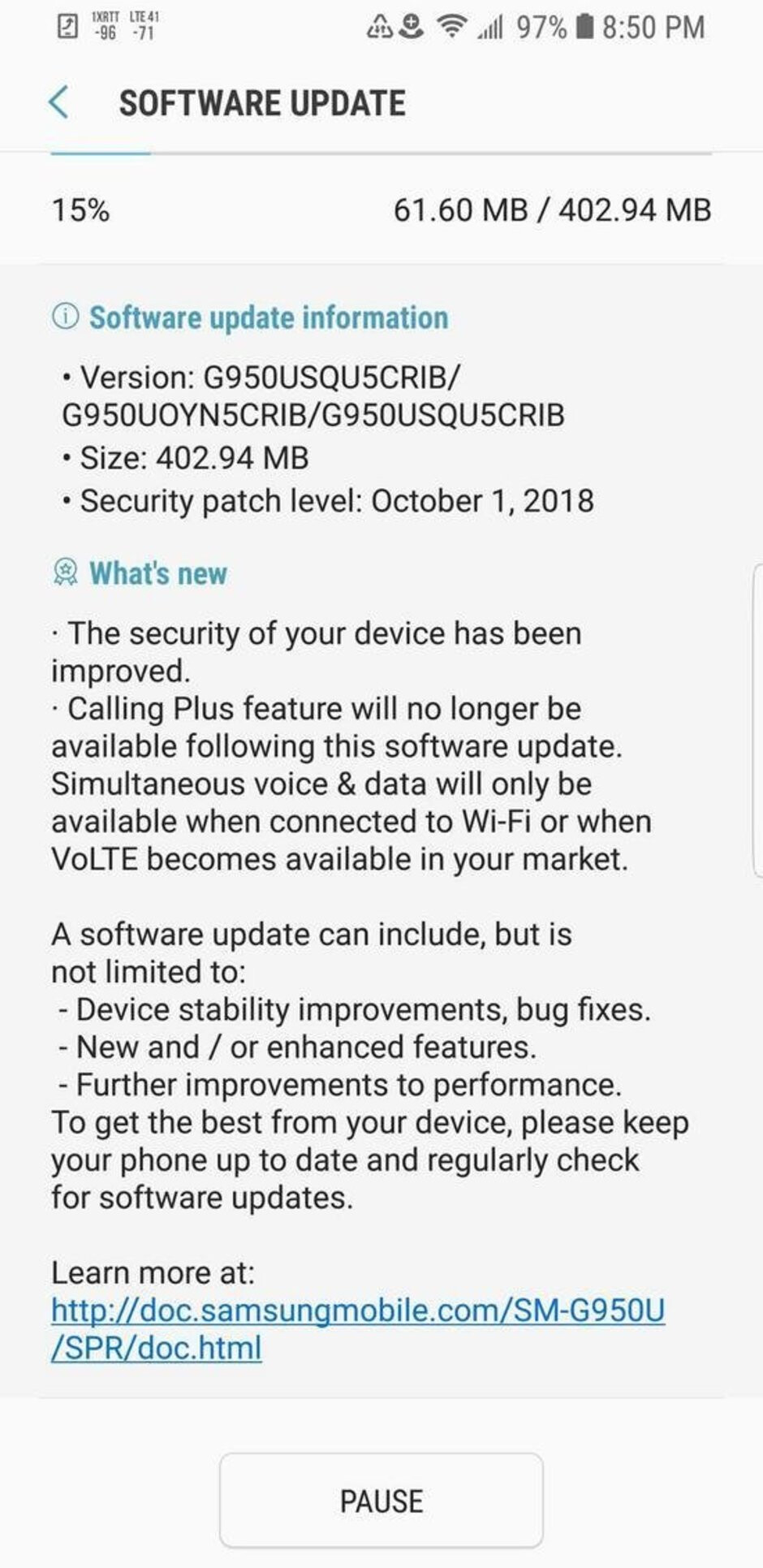 Sprint soft launches VoLTE in some US markets