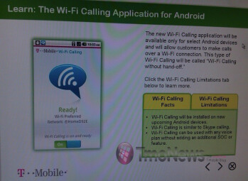 T-Mobile to soon offer Wi-Fi calling services for certain Android models