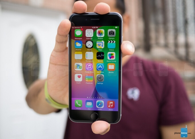 Tiny by today's standards, the iPhone 6 was much larger than the 5s - Apple's iPhone SE is dead, and with it the age of compact phones is officially over