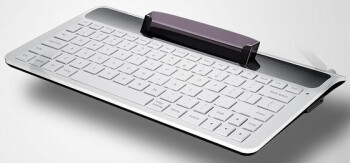 Samsung is giving away a free keyboard dock for those buying the Galaxy Tab in Spain