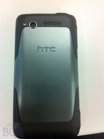 Leaked images show off the Bing laden HTC Merge for Verizon