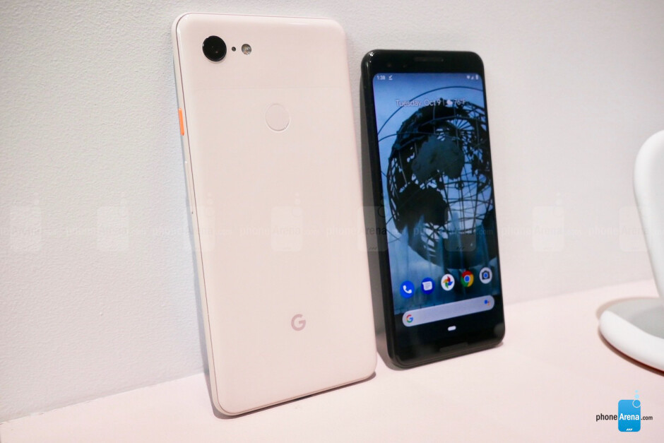 Google Pixel 3 and Pixel 3 XL Hands-On: Google doubles down on photography