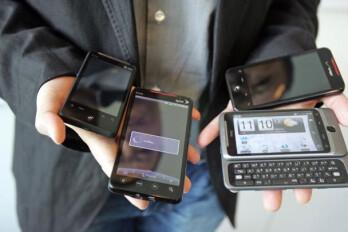 HTC CEO Peter Chou talks shop