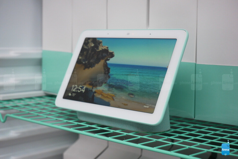 Google Home Hub hands-on: A little hub for everything
