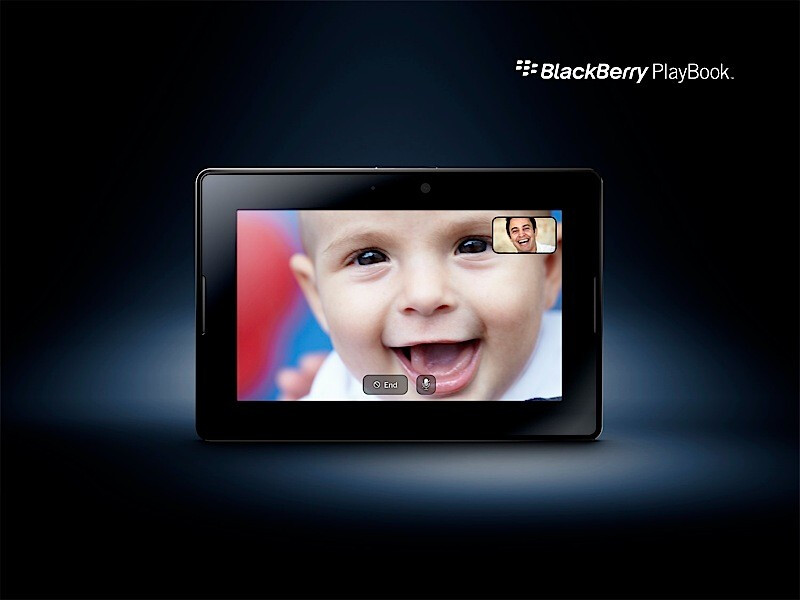 RIM introduces 7 inch PlayBook tablet