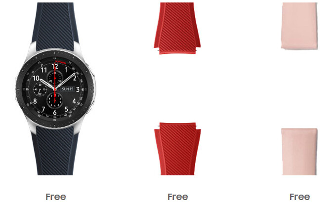 Deal: Samsung Galaxy Watch comes with a free wrist band in the US (limited time offer)