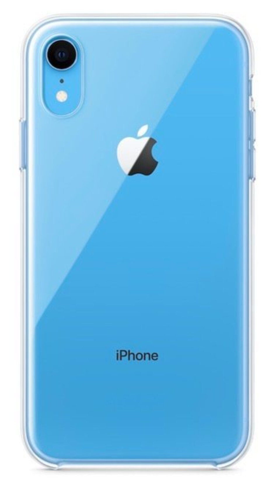 Apple's official iPhone XR clear case - Here's a first look at Apple's first ever clear case, for the colorful iPhone XR