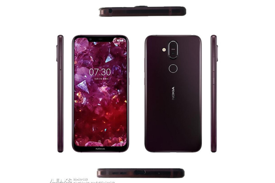 The latest Nokia 7.1 Plus render - Nokia 7.1 Plus leaks in full, check out the render, specs, and price for the device